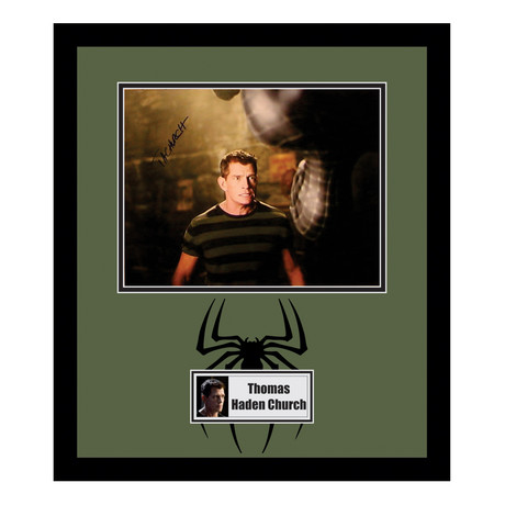 Thomas Haden Church // Framed