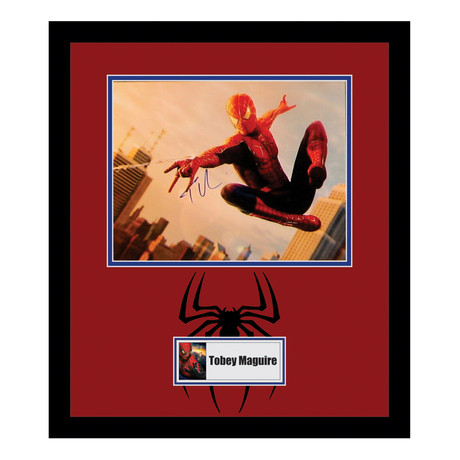 Tobey Maguire // Framed