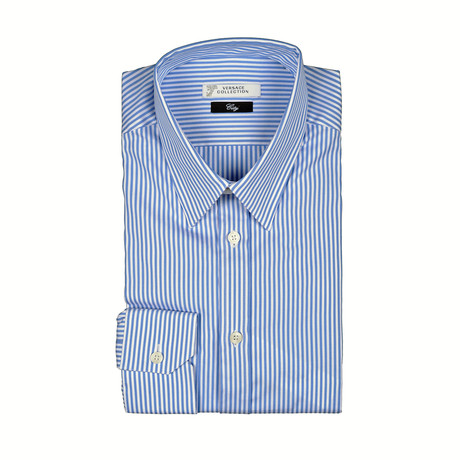 Dress Shirt // Light Blue (US: 38R)