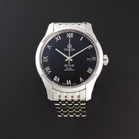 Omega De Ville Automatic // 431.10.41.21.01.001 // Store Display