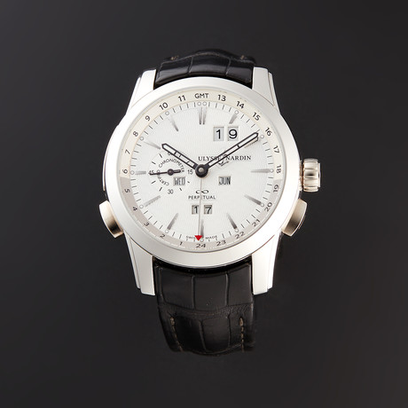 Ulysse Nardin Perpetual Manufacture Automatic // 329-10 // Store Display