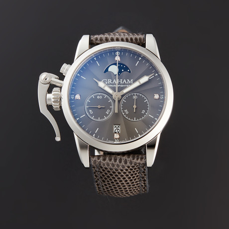 Graham Chronofighter Quartz // 2CXBS.A02A.L108S // Store Display