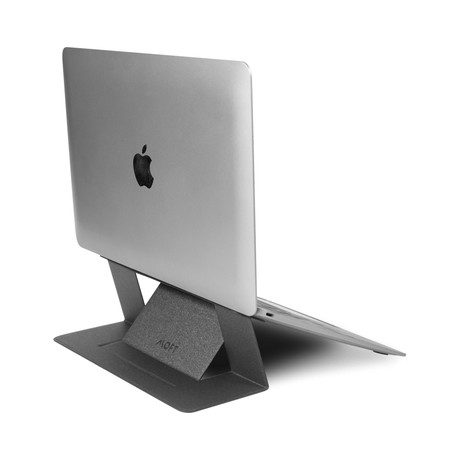 MOFT Invisible Laptop Stand (Space Gray)