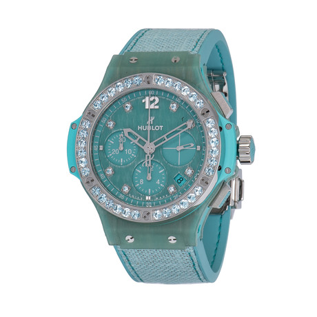 Hublot Ladies Chronograph Automatic // 341.XL.2770.NR.1237