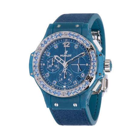 Hublot Ladies Chronograph Automatic // 341.XL.2770.NR.1201