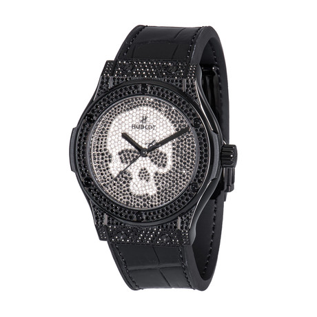Hublot Automatic // 542.ND.9100.LR.1700.SKULL