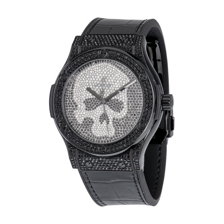 Hublot Automatic // 511.ND.9100.LR.1700.SKULL