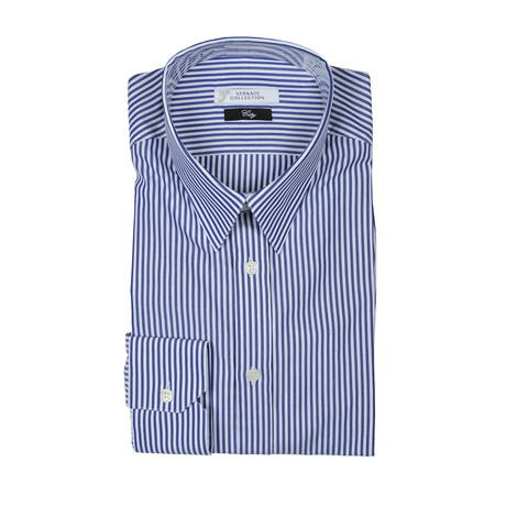 Dress Shirt // Dark Blue (US: 38R)