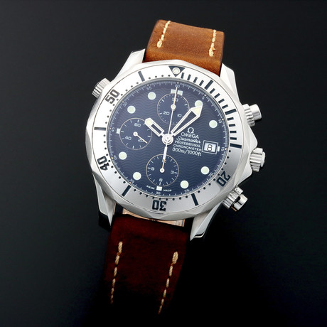 Omega Seamaster Chronograph Automatic // 2296 // Pre-Owned