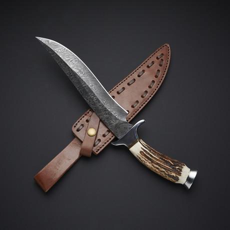 Samber Stag Knife // 05