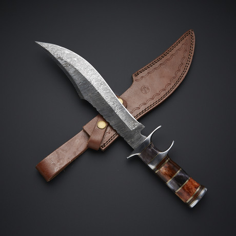 Subhilt Jango Knife // 27