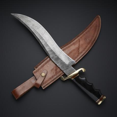 Big Texas Bowie Knife // 65