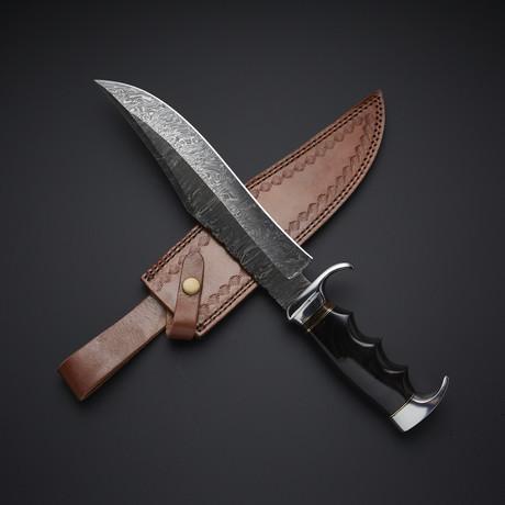 Steko Bowie Knife // 66