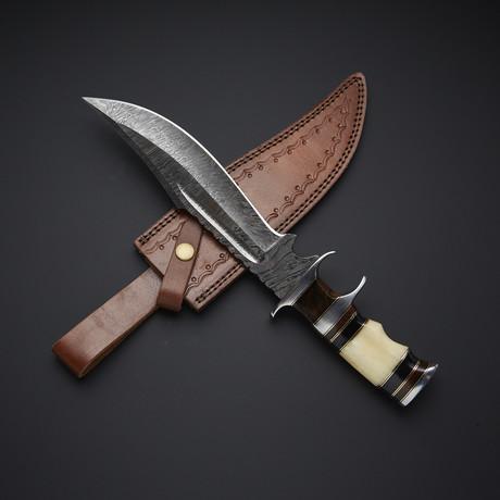 Subhilt Bowie Knife // 76