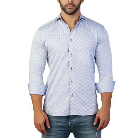Einstein Connect Dress Shirt // Blue (M)