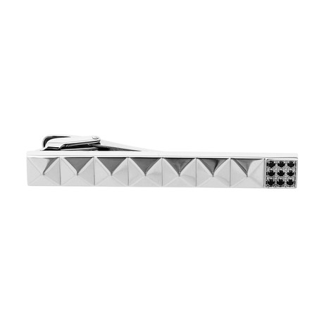Black Diamond Tie Bar