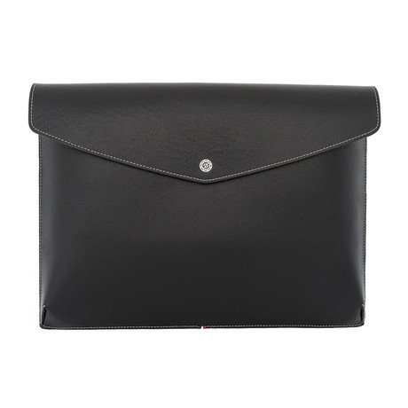 Liberte Black Leather Portfolio