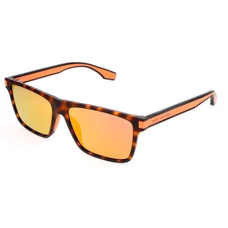 Unisex 286-S L9G Sunglasses // Havana Orange