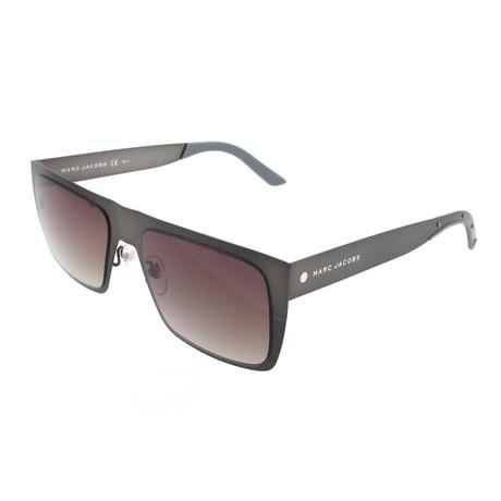 Unisex 55-S R80-HA Sunglasses // Dark Ruthenium Semi-Matte