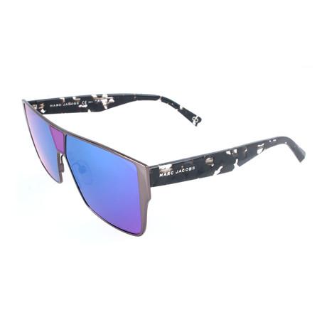 Unisex 213-S PTA Sunglasses // Matte Ruthenium Gray