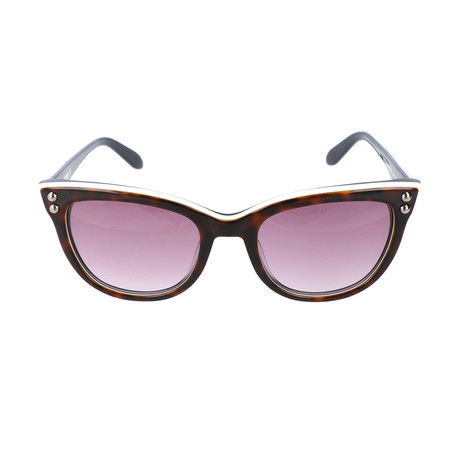 Love Moschino // Women's MO72304SA 04SA Sunglasses // Tortoise