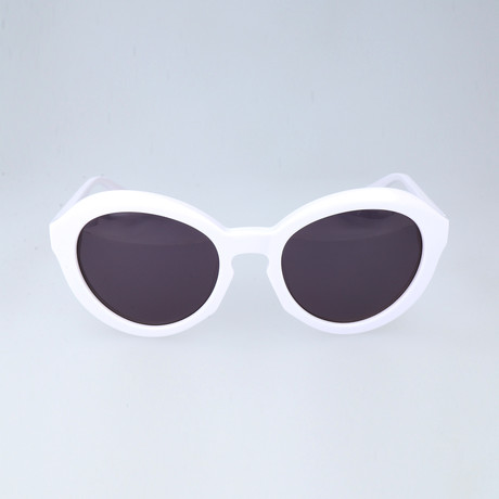 Love Moschino // Women's MO72103SA 03SA Sunglasses // White