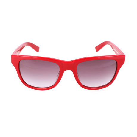 Love Moschino // Women's MO78003 3 Sunglasses // Red