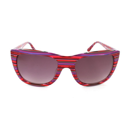 M Missoni // Women's MM549 04SA Sunglasses // Fuchsia