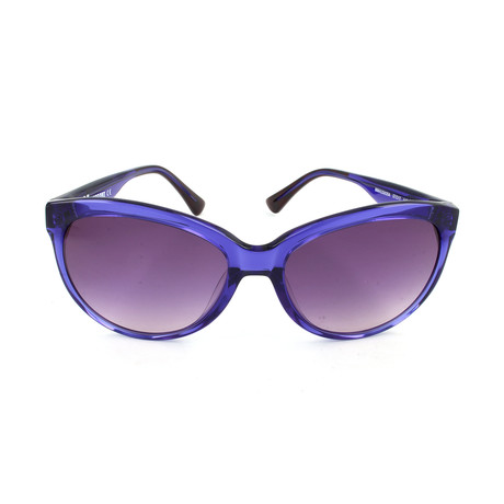 M Missoni // Women's MM602 S02SA Sunglasses // Blue