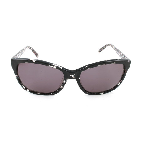 M Missoni // Women's MM633 S05SAA Sunglasses // Tortoise