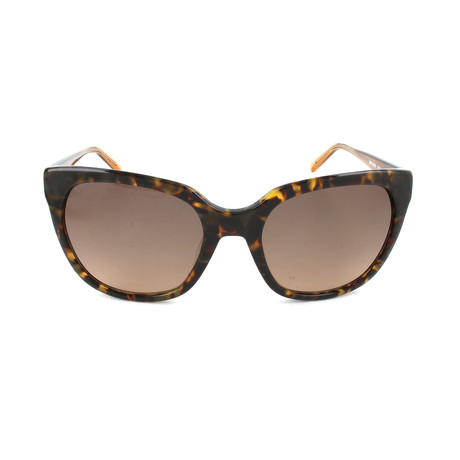 M Missoni // Women's MM661 S04SA Sunglasses // Brown