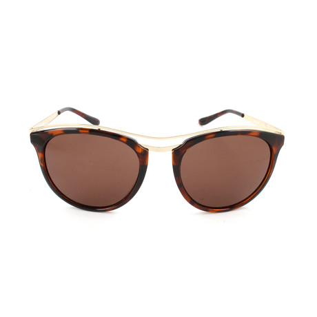 Missoni // Women's MI897 S02S Sunglasses // Tortoise + Gold