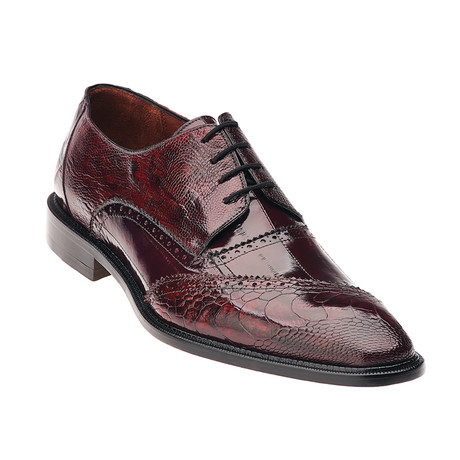 Nino Dress Shoes // Red + Scarlet (US: 8)