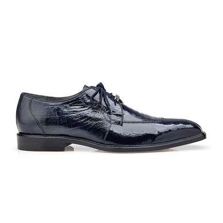 Siena Dress Shoes // Navy Blue (US: 8)