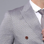 Harold 2-Piece Slim-Fit Suit // Gray (Euro: 54)