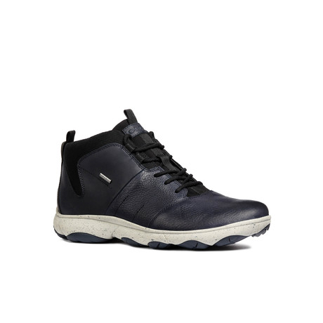 Nebula A High Top Sneaker // Navy (Euro: 39)