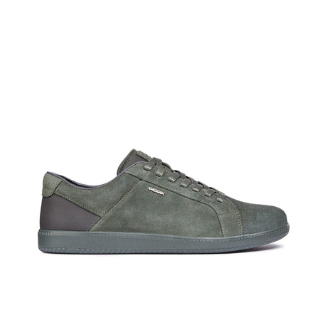 Keilan D Sneaker // Dark Green + Anthracite (Euro: 39)