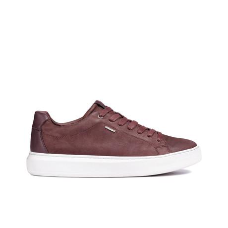Deiven B Sneaker // Dark Burgundy (Euro: 39)