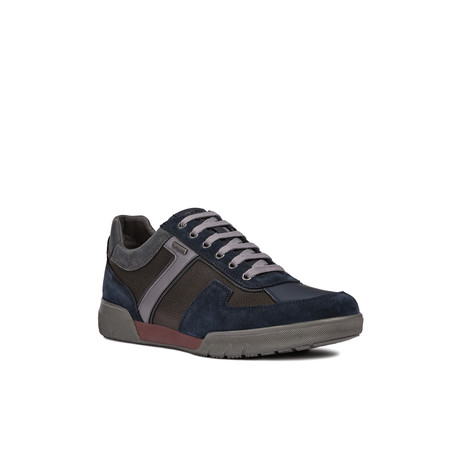 Redward B Sneaker // Navy + Dark Coffee (Euro: 39)