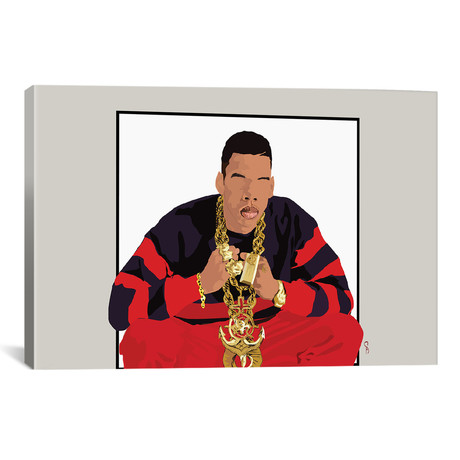 """Jay-Z // I Will Not Lose (26""""W x 18""""H x 0.75""""D)"""