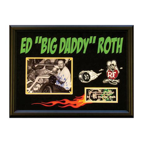 """Ed """"Big Daddy"""" Roth"""