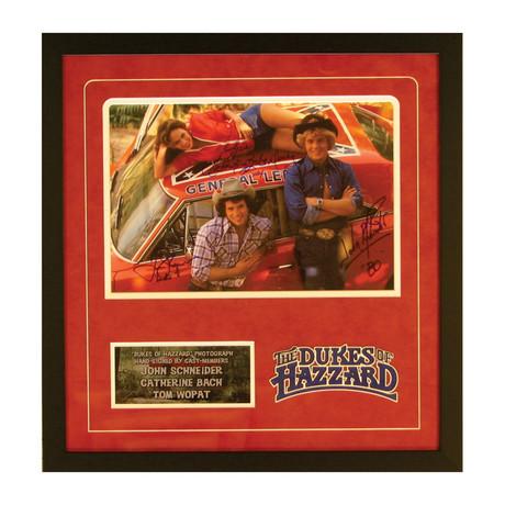 Dukes Of Hazzard Cast
