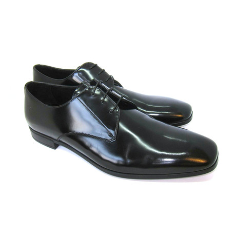Patent Leather Dress Shoes // Black (US: 7)