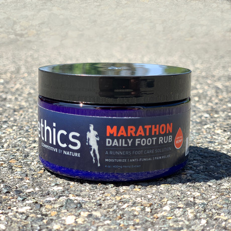 Marathon Foot Rub