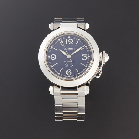Cartier Pasha C Automatic // W31047M7 // Pre-Owned