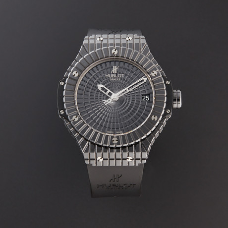 Hublot Big Bang Caviar Automatic // 346.CX.1800.RX // Pre-Owned