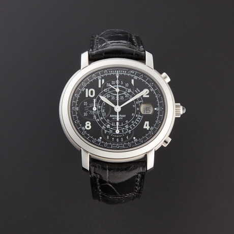 Audemars Piguet Millenary Chronograph Automatic // 25822ST.O.000ICR.02 // Pre-Owned