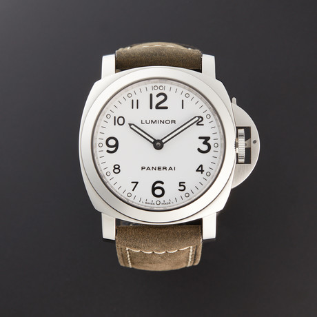 Panerai Luminor Manual Wind // PAM114 // Pre-Owned