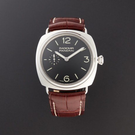 Panerai Radiomir Manual Wind // PAM337 // Pre-Owned