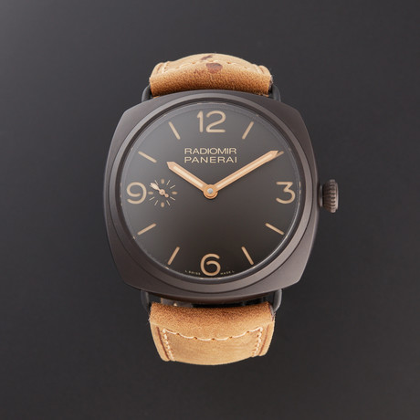 Panerai Radiomir Manual Wind // PAM504 // Pre-Owned